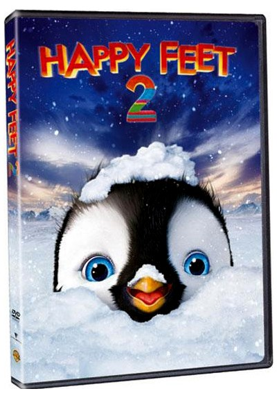 Happy Feet 2 (Happy Feet Two)