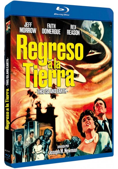 Regreso A La Tierra (Bd-R) (This Island Earth)