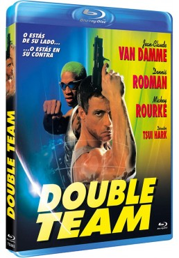 Double Team (Blu-Ray)