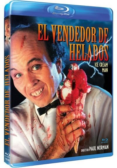 El Vendedor De Helados (Blu-Ray) (Ice Cream Man)