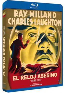 El Reloj Asesino  (Bd-R) (The Big Clock)