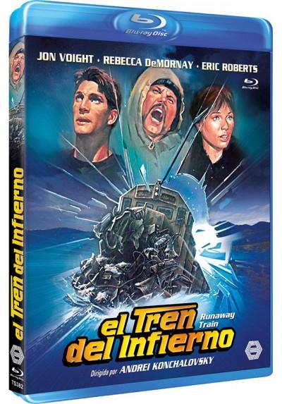 El Tren Del Infierno (Blu-Ray) (Runaway Train)