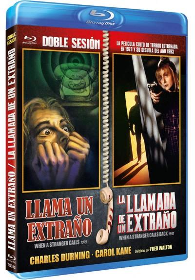 Pack Llama Un Extraño / La Llamada De Un Extraño (Blu-Ray)