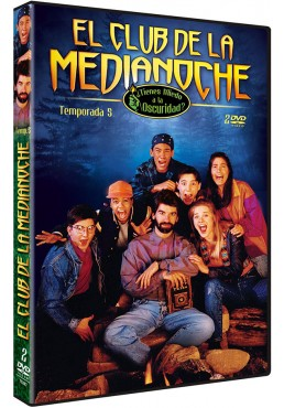 El Club De La Medianoche - 5ª Temporada (Are You Afraid Of The Dark?)