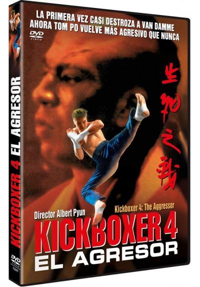 Kickboxer 4: El Agresor (Kickboxer 4: The Agressor)