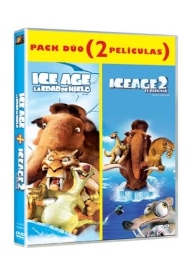 Pack Dúo: Ice Age, La Edad de Hielo + Ice Age 2, El Deshielo