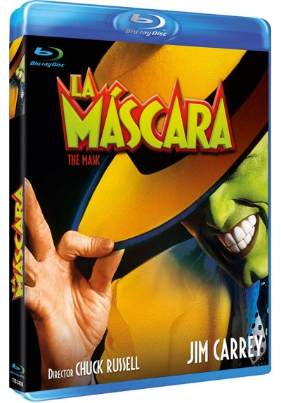La Máscara (Blu-Ray) (The Mask)