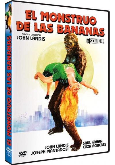 El Monstruo de las Bananas (Schlock)