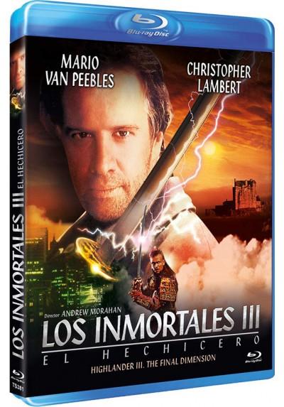 Los Inmortales III: El Hechicero (Blu-ray) (Highlander 3 :the Sorcerer)
