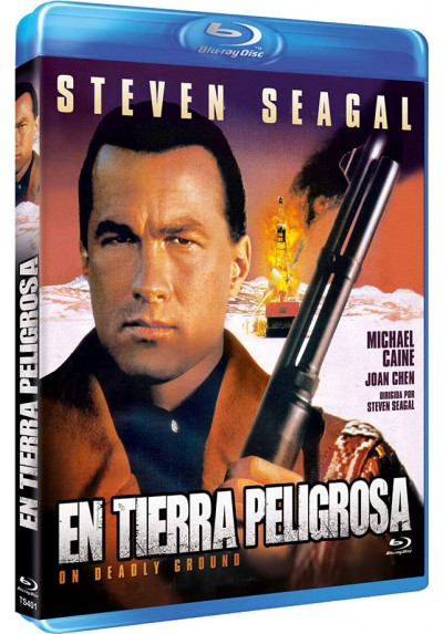 En Tierra Peligrosa (Blu-ray) (On Deadly Ground)