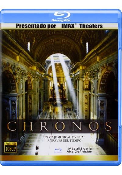 Imax: Chronos (Blu-Ray) (Bd-R)