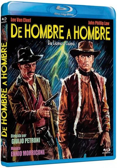De Hombre A Hombre (Blu-Ray) (Bd-R) (Da Uomo A Uomo)