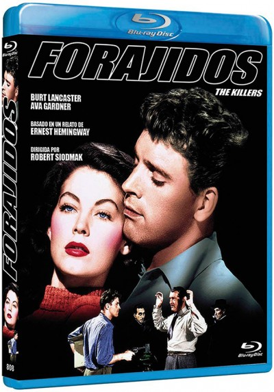 Forajidos (Blu-Ray) (Bd-R) (The Killers)