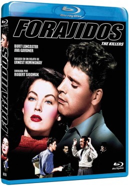 Forajidos (Blu-Ray) (Bd-R) (The Killers)