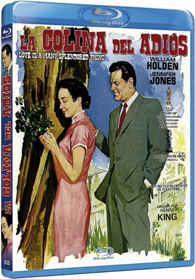 La Colina Del Adiós (Blu-Ray) (Bd-R) (Love Is A Many-Splendored Thing)