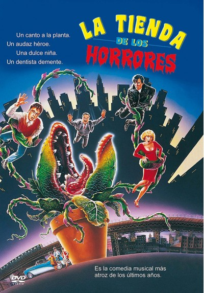 La Tienda De Los Horrores (1986) (Dvd-R) (Little Shop Of Horrors)