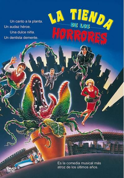 La Tienda De Los Horrores (1986) (Dvd-R) (Little Shop Of Horrors)