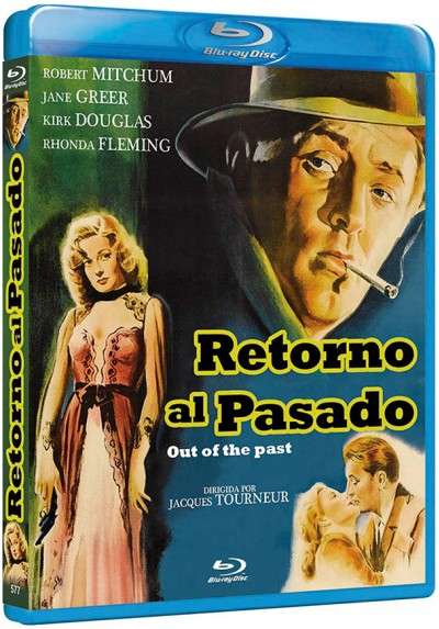 Retorno Al Pasado (Blu-Ray) (Bd-R) (Out Of The Past)