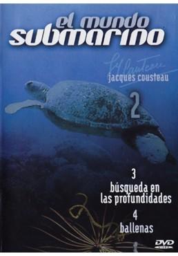 El Mundo Submarino: Vol. 03 y Vol. 04