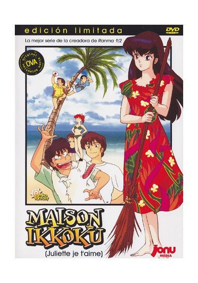 Maison Ikkoku: OVA Especial (Estuche Silm)