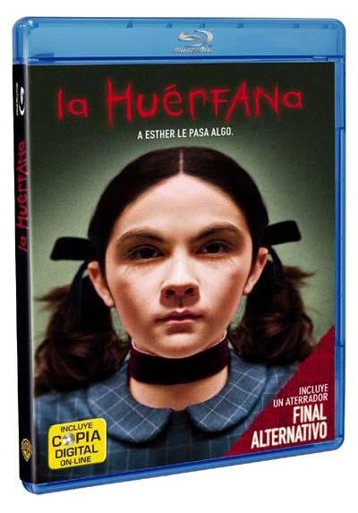 La Huérfana (Blu-Ray) (Orphan)