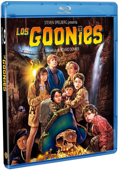 Los Goonies (Blu-Ray) (The Goonies)