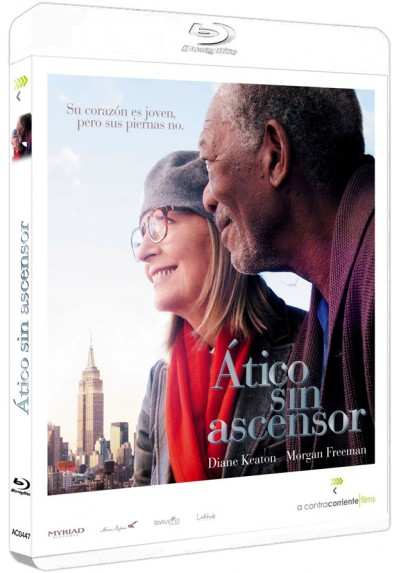Ático Sin Ascensor (Blu-Ray) (5 Flights Up)