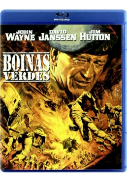 Boinas Verdes (Blu-Ray) (The Green Berets)