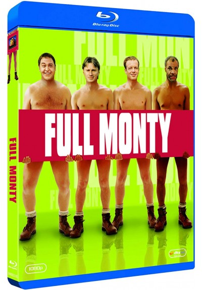 Full Monty (Blu-Ray) (The Full Monty)