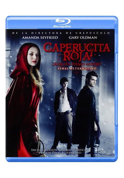 Caperucita Roja (2011) (Blu-Ray) (Red Riding Hood)