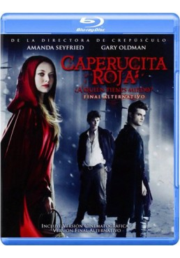 Caperucita Roja (2011) (Blu-Ray) (Red Riding Hood)