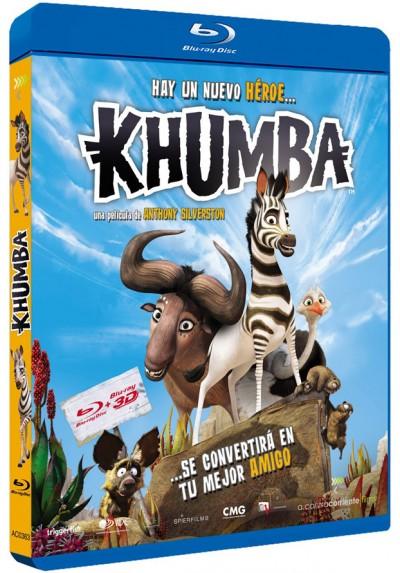 Khumba (Blu-Ray 3d + Blu-Ray)
