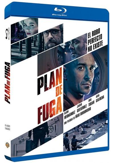 Plan De Fuga (Blu-Ray)