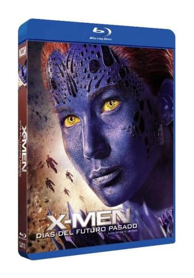 X-Men: Días Del Futuro Pasado (Blu-Ray) (X-Men: Days Of Future Past)