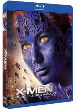 X-Men: Días Del Futuro Pasado (Blu-Ray) (X-Men: Days Of Future Past)