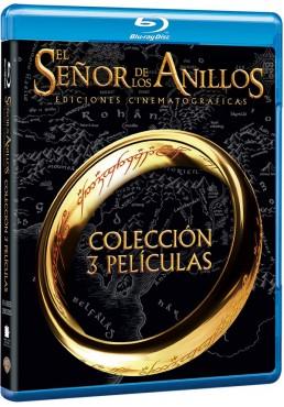 El Señor De Los Anillos - La Trilogía (Ed. Cinematográficas) (Blu-Ray) (Lord Of The Rings)