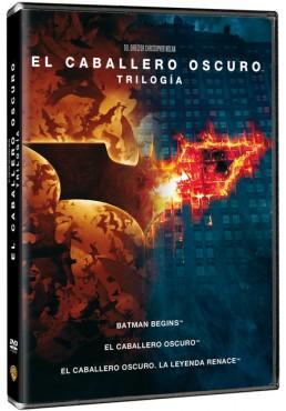 Pack El Caballero Oscuro - La Trilogía