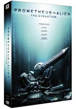 Pack Prometheus To Alien - The Evolution