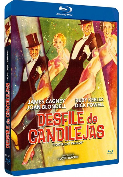 copy of Desfile De Candilejas (Footlight Parade)