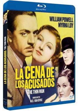 La Cena De Los Acusados (Blu-ray) (Bd-R) (The Thin Man)