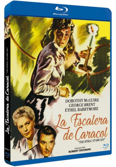 La Escalera De Caracol (Blu-ray) (Bd-R) (The Spiral Staircase)