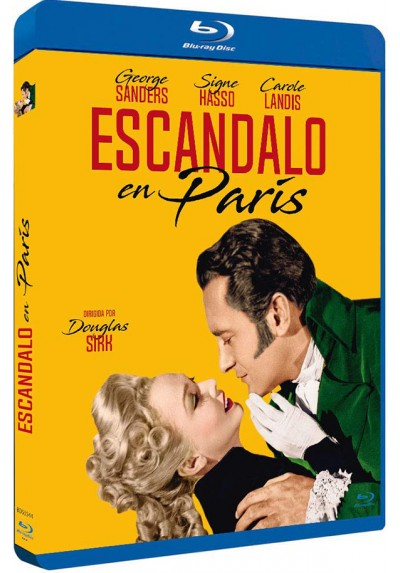 Escándalo En París (Blu-ray) (Bd-R) (A Scandal In Paris)