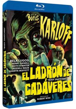 El Ladrón De Cadáveres (Blu-ray) (Bd-R) (Body Snatcher)