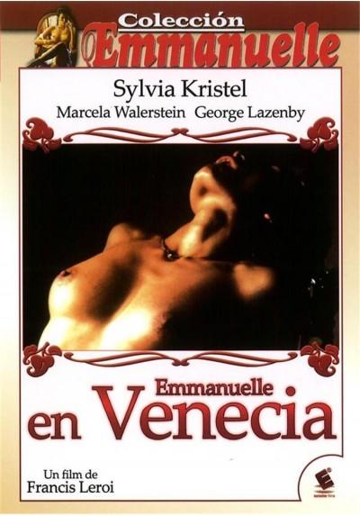 Emmanuelle en Venecia (Sylvia Kristel)