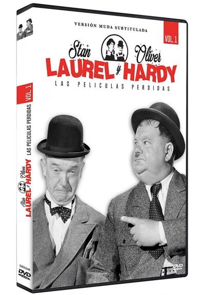 Laurel y Hardy Las Películas Perdidas Vol. 1