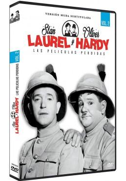 Laurel y Hardy Las Películas Perdidas Vol. 2