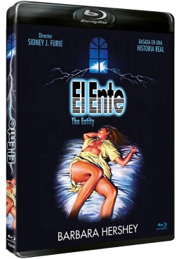 El Ente (Blu-ray) (The Entity)