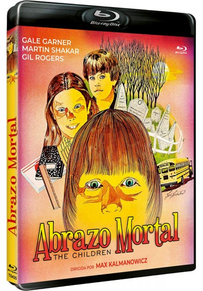 Abrazo Mortal (Blu-ray) (The Children)