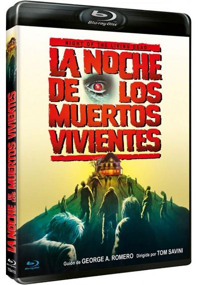 La Noche de los Muertos Vivientes (Blu-ray) (Night of the Living Dead)