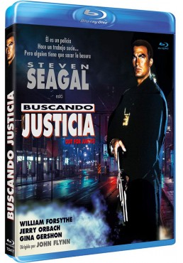 Buscando Justicia (Blu-ray) (Out for Justice)